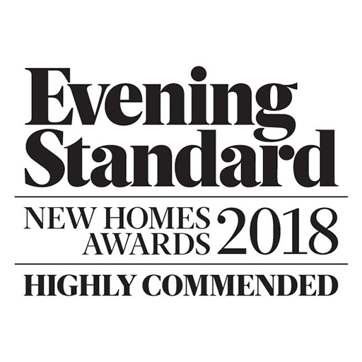 Evening Standard new homes awards winner 2018