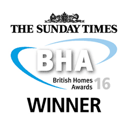 The Sunday Times BHA Winner 2016