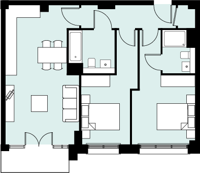 Tannery Type 5 Building Plan