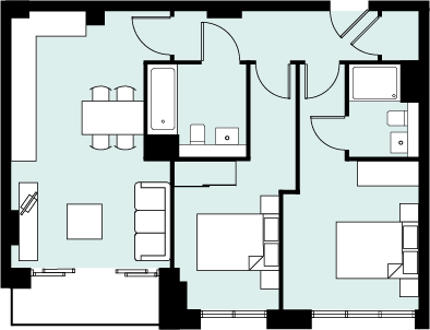 Tannery Type 8 Building Plan